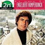 20th century masters christmas cd musicale di Engelbert Humperdinck