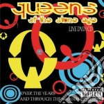 OVER THE YEARS AND... CD + DVD cd musicale di QUEENS OF THE S.A.