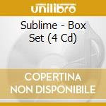 EVERYTHING UNDER THE SUN/3CD+DVD+BOO cd musicale di SUBLIME