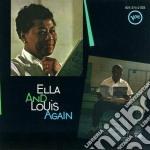 ELLA & LOUIS AGAIN cd musicale di ARMSTRONG & FITZGERA