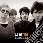 U2 - 18 Singles cd musicale di U2