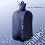 GOMMALACCA-Digipack cd musicale di Franco Battiato