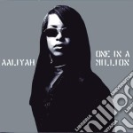 ONE IN A MILLION cd musicale di AALIYAH