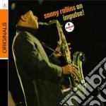 Sonny Rollins - On Impulse! cd musicale di Sonny Rollins