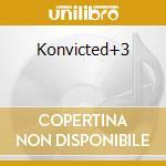 Konvicted+3 cd musicale di Akon