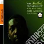 John Coltrane - Ballads cd musicale di John Coltrane