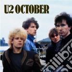 U2 - October cd musicale di U2