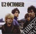 OCTOBER - deluxe edition 2 cd cd musicale di U2