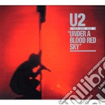 UNDER A BLOOD RED SKY (Deluxe Edition CD+DVD) cd musicale di U2