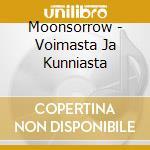 Voimasta ja kunniasta cd musicale di Moonsorrow