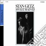 Stan Getz - Sweet Rain cd musicale di Stan Getz