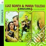 Luiz Bonfa / Maria Toledo - Braziliana cd musicale di BONFA/TOLEDO