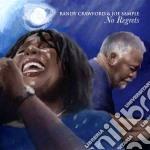 Crawford & Sample - No Regrets cd musicale di CRAWFORD RANDY & JOE SAMPLE