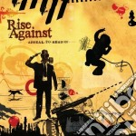 Rise Against - Appeal To Reason cd musicale di Against Rise