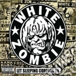 LET SLEEPING CORPSES LIE  (BOX 5 CD) cd musicale di Zombie White