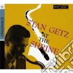 Stan Getz - At The Shrine cd musicale di Stan Getz