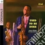 Johnny Hodges - Udes To Be Duke cd musicale di Johnny Hodges