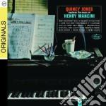 Quincy Jones - Explores The Music Of Henry Mancini cd musicale di Quincy Jones