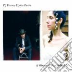 Pj Harvey / John Parish - A Woman A Man Walked By cd musicale di HARVEY PJ & JOHN PARISH