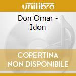 Idion cd musicale di Omar Don