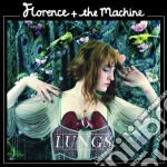 Florence + The Machine - Lungs cd musicale di FLORENCE AND THE MACHINE