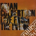 LIVE FROM THE INSIDE CD+DVD               cd musicale di Brian Culbertson