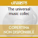 The universal music collec cd musicale di LE ORME