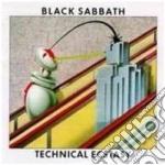 (LP VINILE) TECNICAL ECSTASY                          lp vinile di BLACK SABBATH