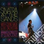 Frank Sinatra - Sinatra At The Sands cd musicale di Frank Sinatra