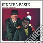 Frank Sinatra - Sinatra Basie cd musicale di Frank Sinatra
