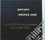 Franco Battiato - Inneres Auge cd musicale di Franco Battiato
