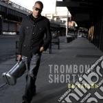 Trombone Shorty - Backatown cd musicale di Shorty Trombone