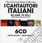 The universal music collec cd musicale di ARTISTI VARI