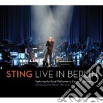 Live in berlin (cd+dvd) cd musicale di STING