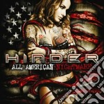 Hinder - All American Nightmare cd musicale di HINDER