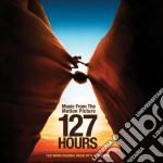 127 hours cd musicale di O.S.T.