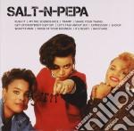 Icon cd musicale di Salt 'n' pepa