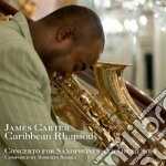 James Carter - Caribbean Rhapsody cd musicale di James Carter