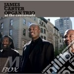 James Carter - At The Crossroads cd musicale di James Carter