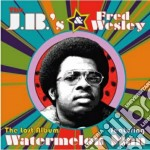 The lost album cd musicale di Fred Wesley