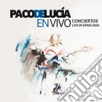 Conciertos e live in spain cd musicale di De lucia paco