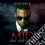 Don Omar - Mto 2: New Generation cd musicale di Omar Don