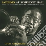 Satchmo at symphony hall cd musicale di Louis Armstrong
