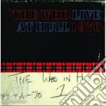 Live at hull cd musicale di The Who
