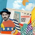 Mannarino - Apriti Cielo cd