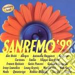 Sanremo '99 cd musicale di ARTISTI VARI