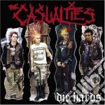DIE HARDS                                 cd musicale di The Casualties
