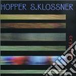 Hopper / Klossner - Cryptids cd musicale di Hopper/ s. klossner