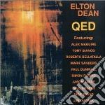 Qed cd musicale di Elton Dean