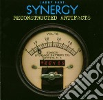 Synergy - Reconstructed Artifacts cd musicale di Synergy